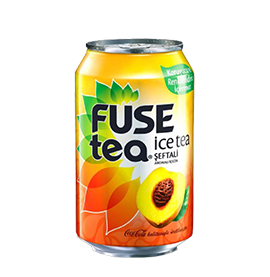 Fuce Tea Şeftali (330 ml)