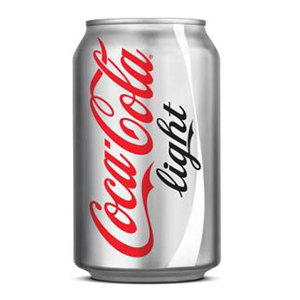 Coca Cola Light (330 ml)